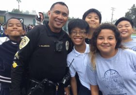 NCPD Backpack Giveaway!